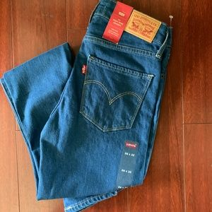 NWT levis high rise skinny 721 size 26